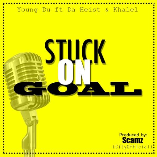 stuck on goal