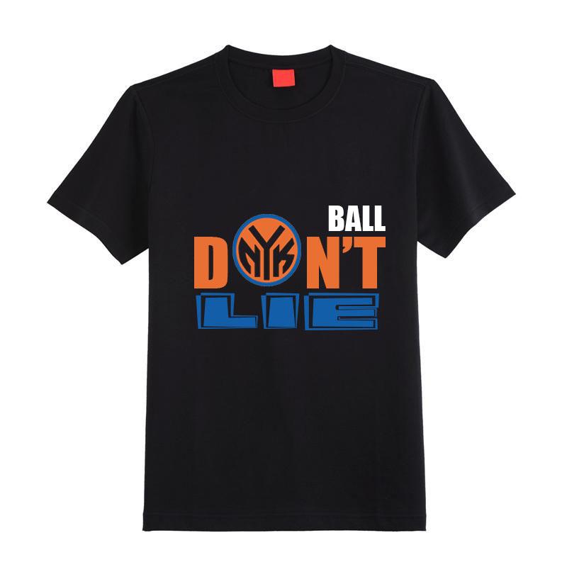 Nyc ball dont lie for Custom t shirts fort wayne